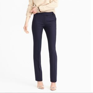 JCrew Campbell trouser two-way stretch wool-olive